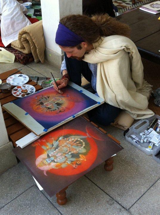 Ekabhumi Ellit, South Berkeley Artists